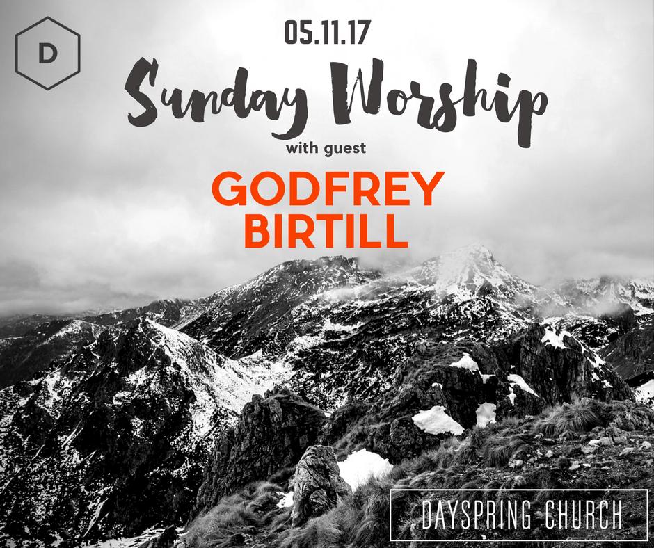 Sunday Worship with Godfrey Birtill