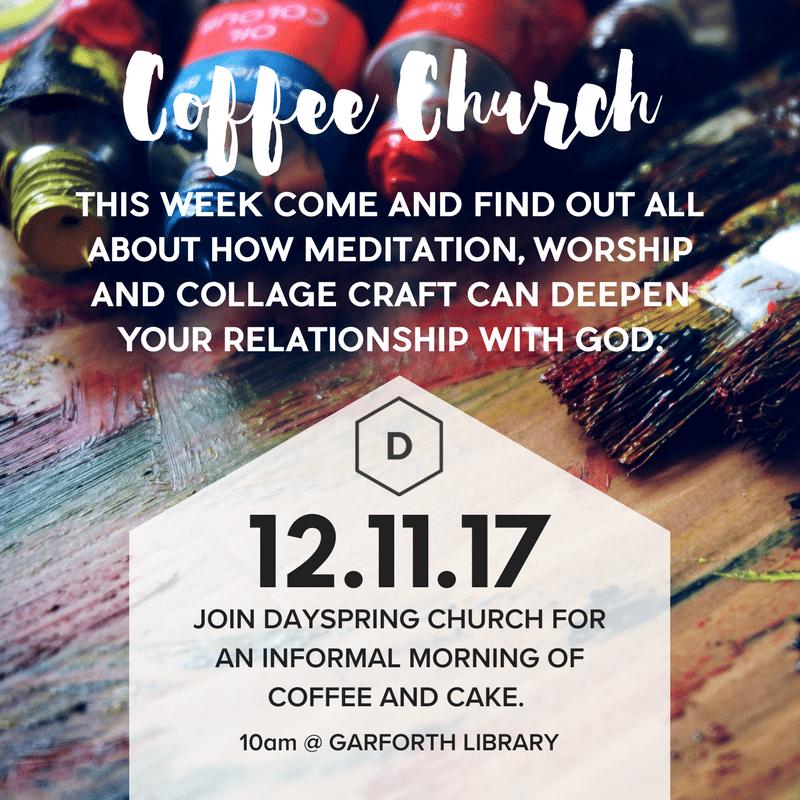 Coffee Church/Collage