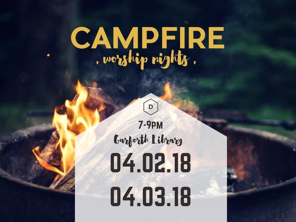 Campfire Prayer & Worship
