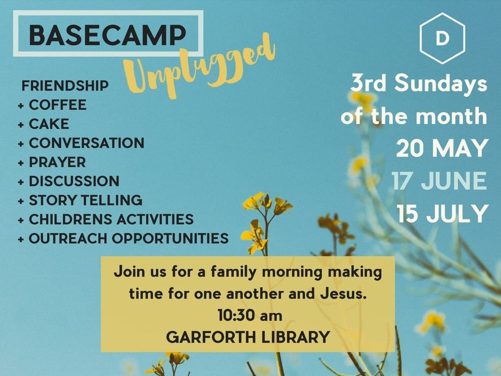 Basecamp Unplugged