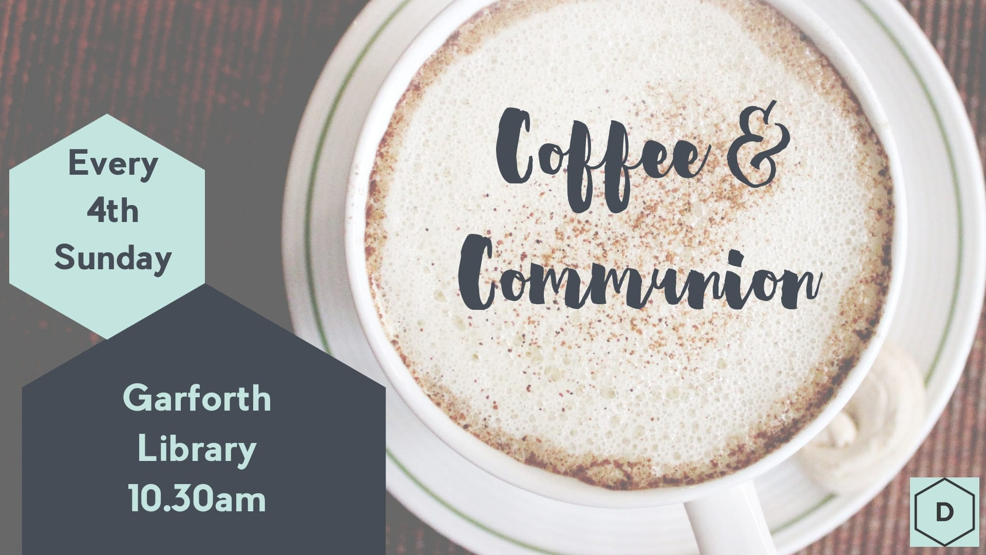 Coffee and Communion